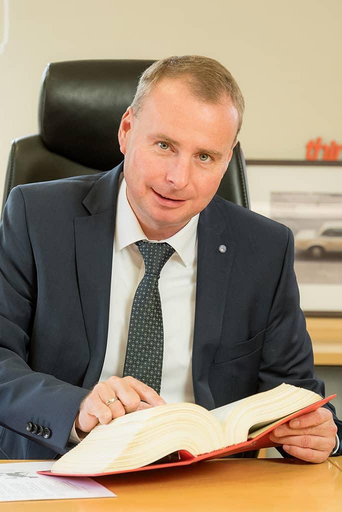 André Gabriel - Fachberater für Unternehmensnachfolge