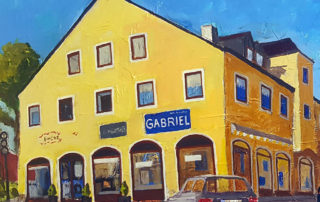 Gabriel & Kollegen - Gemälde